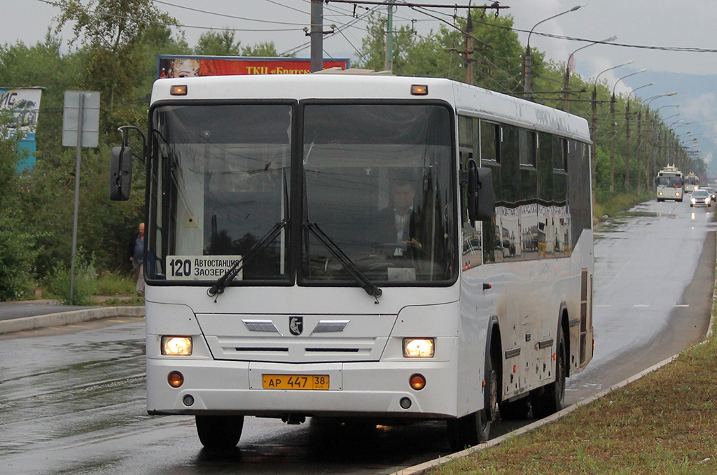 Братские автобусы