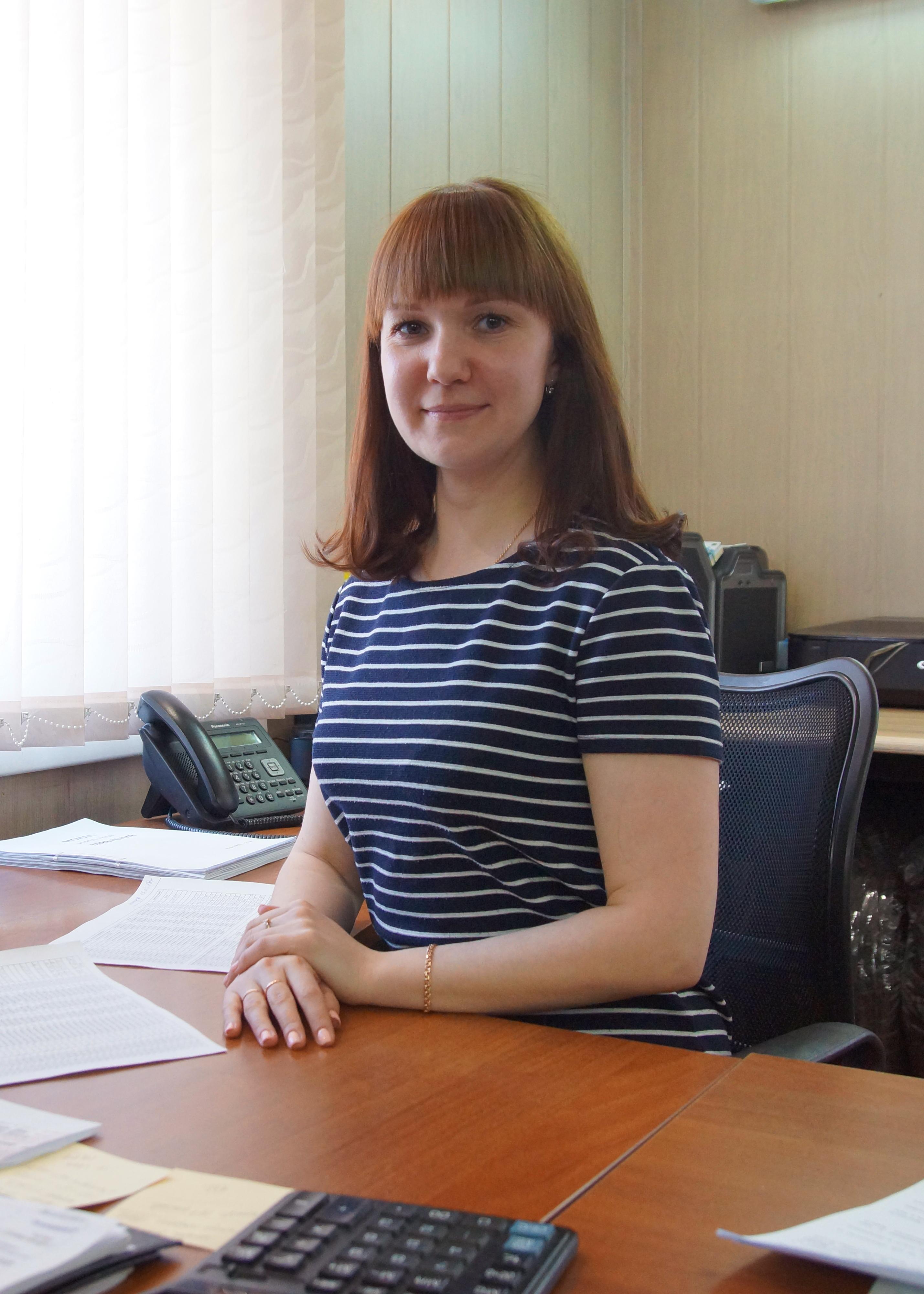 Оператор: Нефедьева Екатерина Александровна